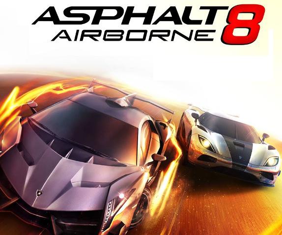 Tải game đua xe Asphalt 8: Airborne APK 4.8.0i (MOD Mua Sắm Miễn Phí)