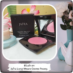 Jafra blush on