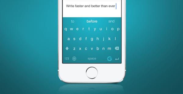 أفضل تطبيقات الكيبورد Keyboard لهواتف أندرويد وآيفون