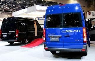 Đuôi xe Hyundai Solati