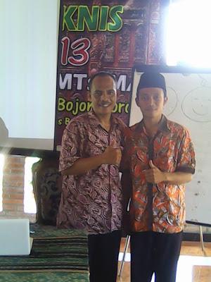 Tutor Bimtek K-13 Bpk. Miftahussirojuddin