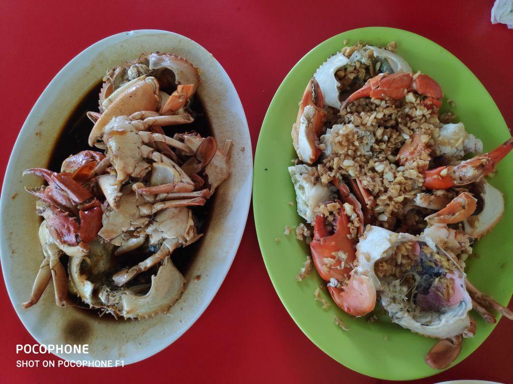 harga dan menu Parit 9 seafood bandung