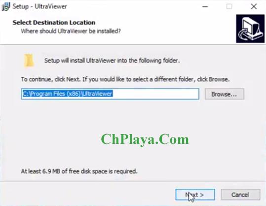 Hướng dẫn Cài phần mềm UltraViewer trên máy tính 1