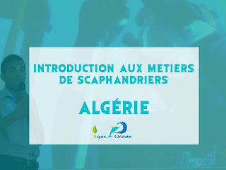 Formation ( Introduction aux metiers de scaphandriers ) Alger  Algérie