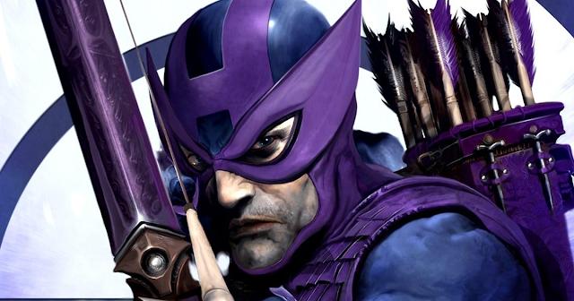 Super Herói com Deficiência - Gavião Arqueiro