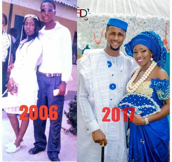 Photos: This Nigerian couple