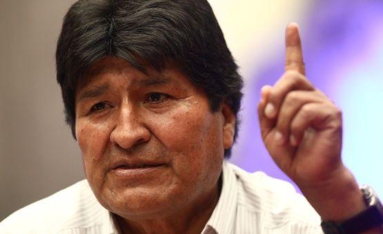 """Evo Morales acusa a OEA de ser un instrumento del """"imperio norteamericano"""""""