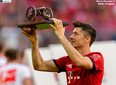 افضل هداف في تاريخ الدوري الألماني
