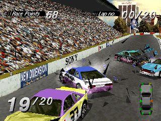 Destruction Derby Full Game Download