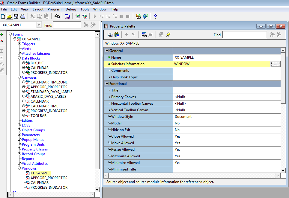 Oracle ERP TechBits: Steps to Develop Oracle Apps Custom Form