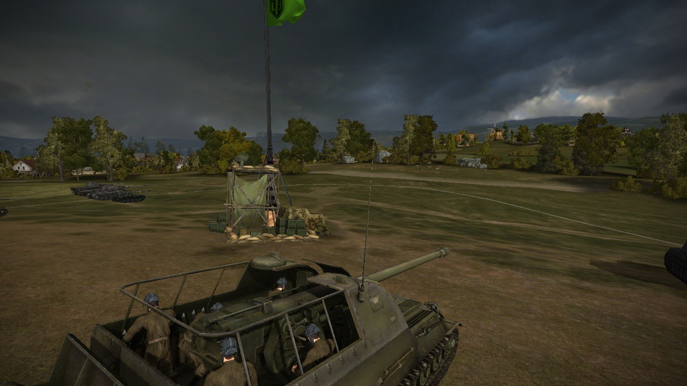 OVERLORD'S BLOG: [WoT] New Mod Policy