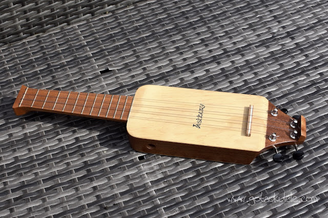 Ashbury Lonely Player Ukulele
