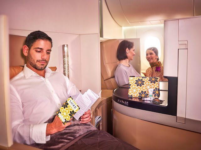 Etihad Airways introduces six new designs​ to its Business Class amenity kits