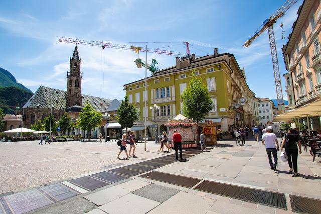 Piazza Walther-Bolzano
