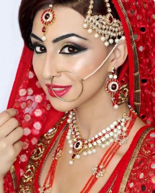North Bridal Makeup Pictures : For your Desktop:::...: Asian Bridal Makeup (26 Photos)