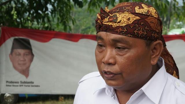 Gerindra: Hasil Survei Pilpres yang Menangkan Jokowi - Ma'ruf Hoaks