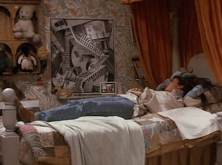 Sarah's Bedroom from Labyrinth
