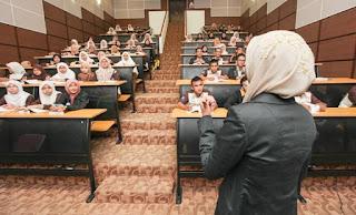 guru sekolah islam