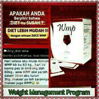 efek samping wmp