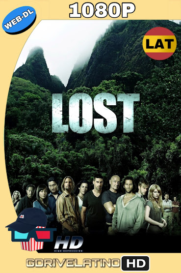 Lost (2004-2010) Serie Completa WEB-DL 1080p Latino-Ingles mkv