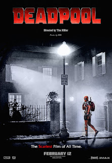 Deadpool poster fanmade
