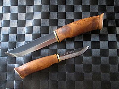Puukko knives