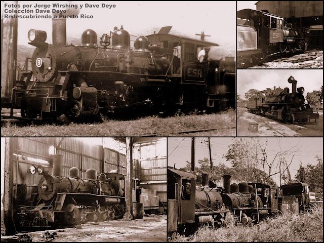 La locomotora Porter #6601 - Una Mikado en Puerto Rico