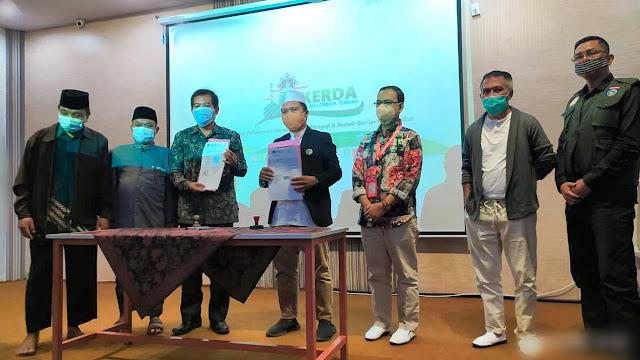 Kerjasama SMAN 4 Praya dan Hidayatullah untuk Rabu Mengaji