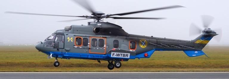 Чергові Super Puma готуються до відправки в Україну