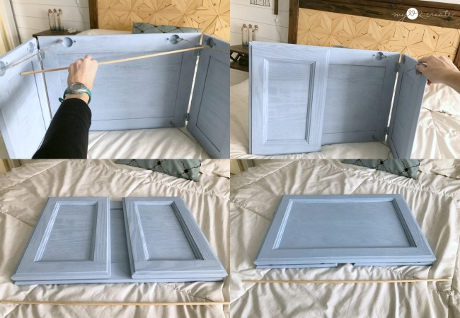 easy to make foldable lap desk