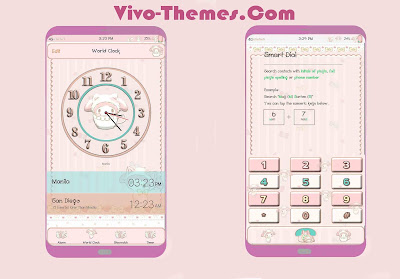 My Melody Theme For Vivo Android Phones