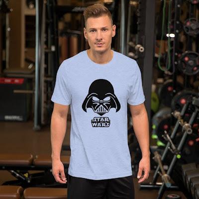 Star Wars Shirt, Jango Fett, Bo Katan, Ahsoka, Commander Wolffe, Clone Wars T-shirt