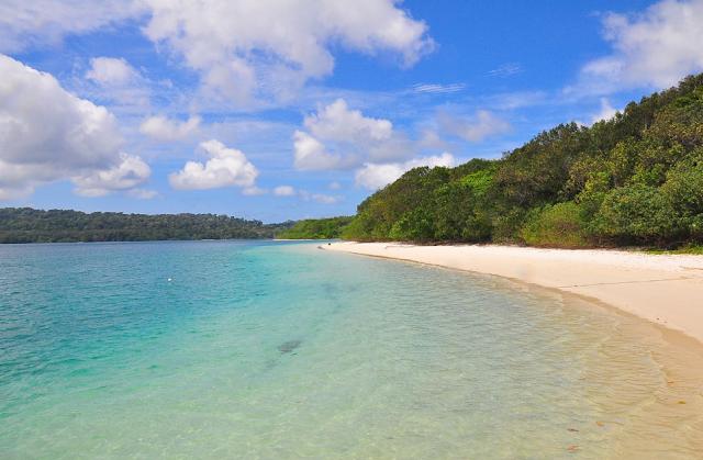 Ujung Kulon National Park Beach