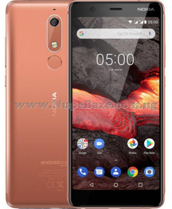 Nokia 5.1 Specs, Features And Price In Nigeria