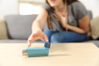 Asthma attack symptoms, causes, treatment and how to avoid it with home remedies.