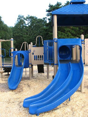 Slides Coombs Playground