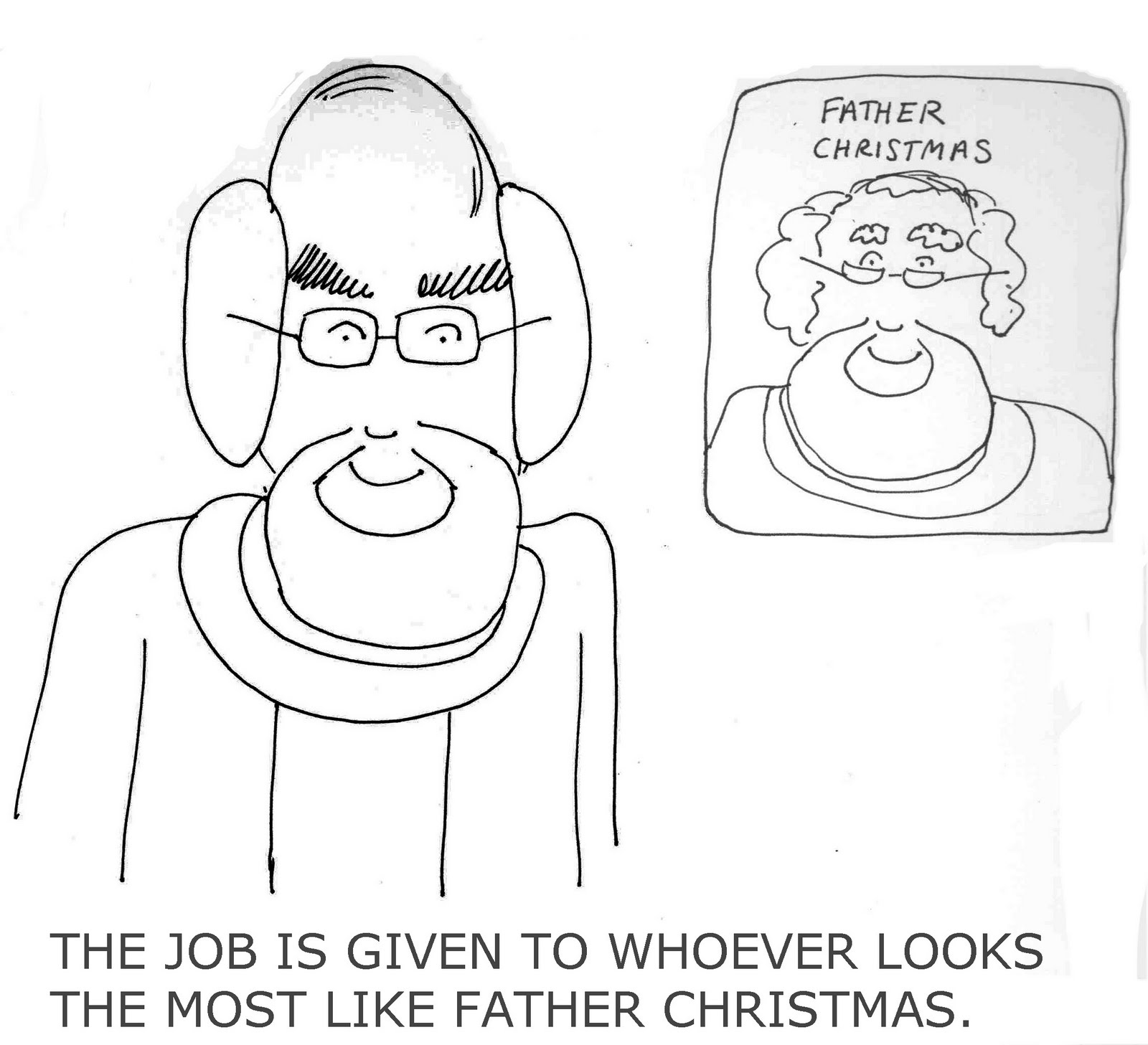 Cartoon Archbishop Of Canterbury