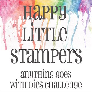 +++HLS April Anything Goes with Dies Challenge