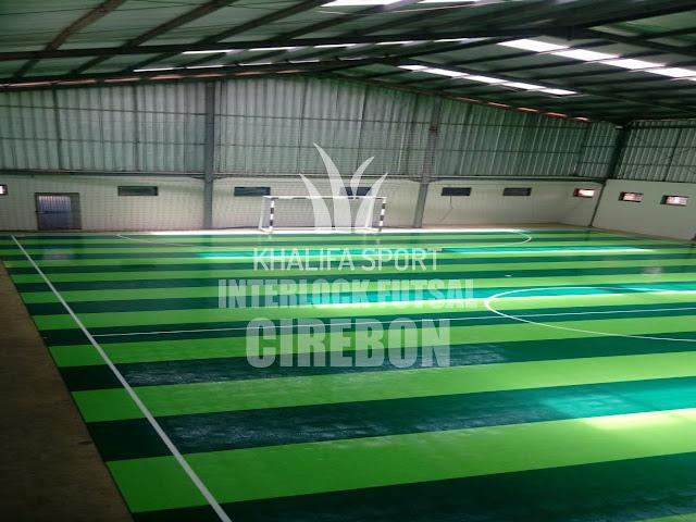 Jual Interlock Futsal Cirebon