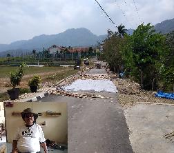 Jempol! Meski Dirundung Pandemi, Desa Pakapasan Girang Masih Bisa Gelar Pembangunan