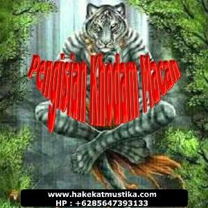 Pengisian Khodam Macan