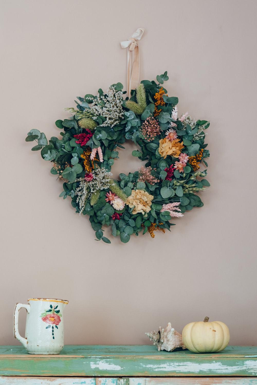 Coronas de flores para decorar + Sorteo_5