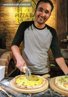 ¼ Pizza Bar, Pizza Cita Rasa Italia