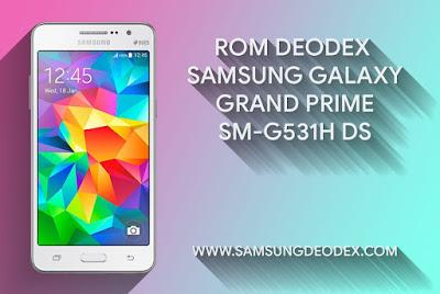 ROM DEODEX SAMSUNG G531H DS