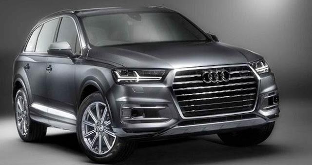 2018 Audi Q7 Redesign