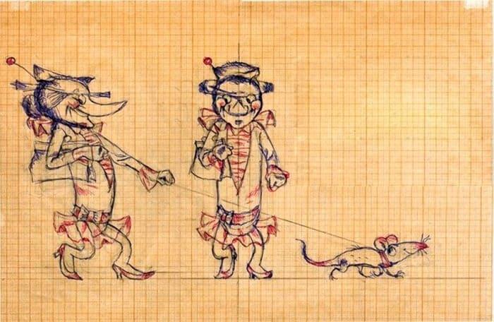 Чебурашка: История Создания Легендарных Персонажей