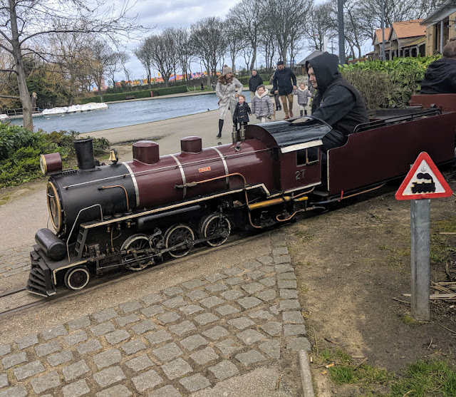 Top 10 train themed days out across North East England  - south marine park south shields