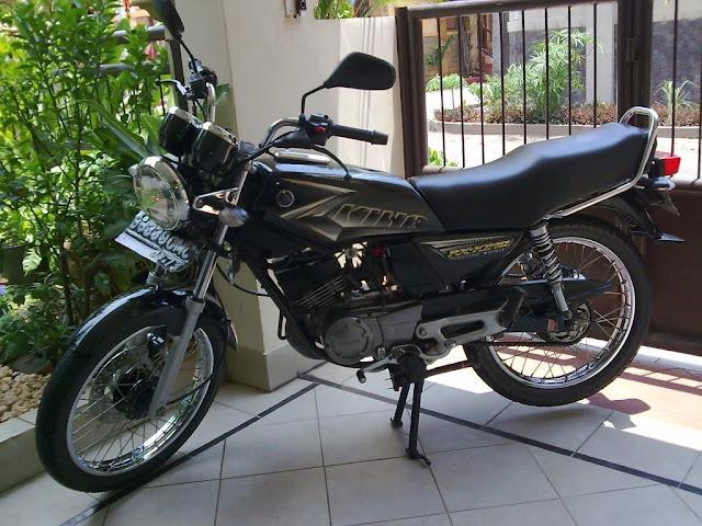motor Yamaha RX King standar