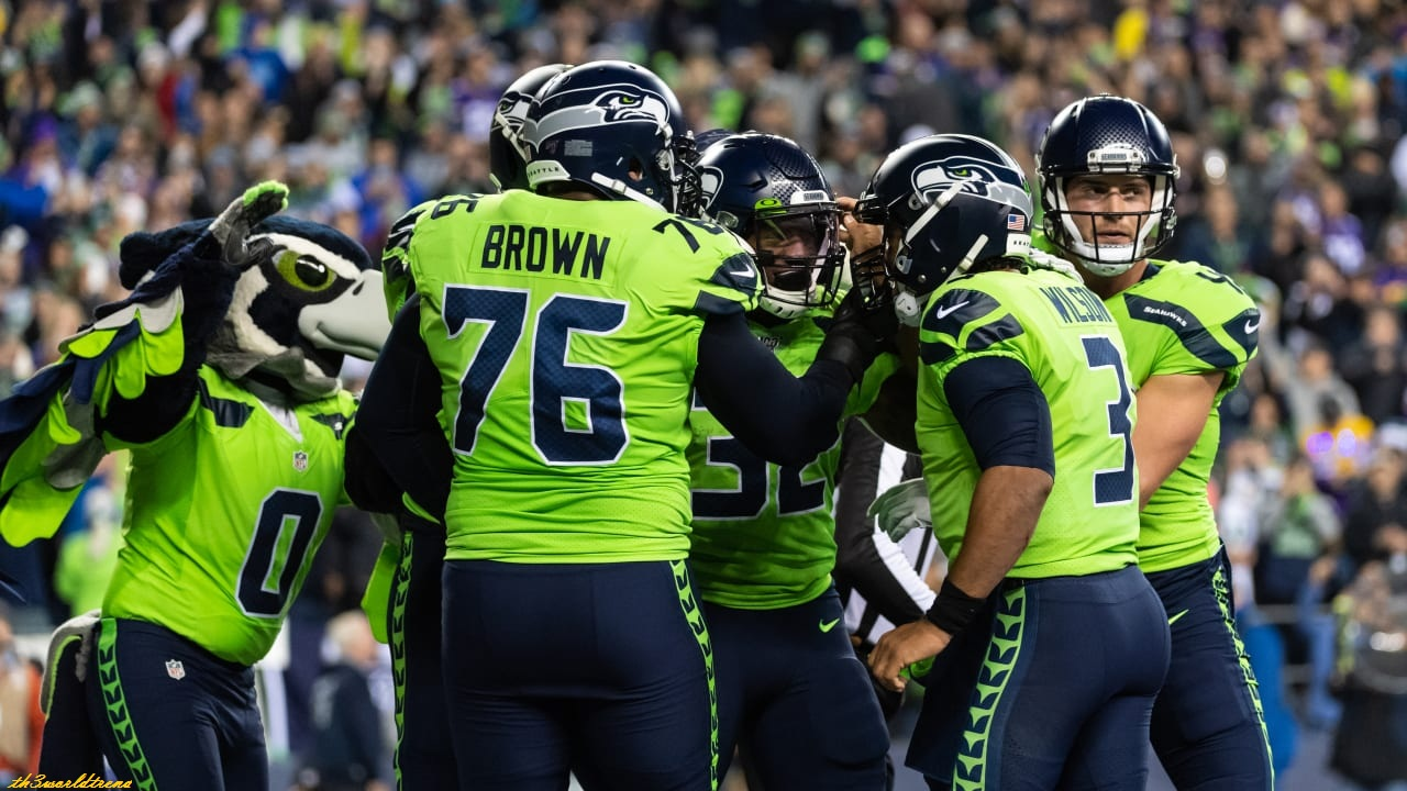 Seahawks Mailbag Monday Night Success, Canada Onesies, Dancing Receivers & More