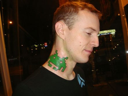 Deadmau5 tattoos ~ info